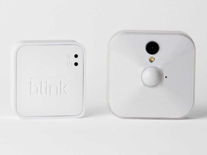 The Blink Security Camera System Keeps an Eye on Your Home Without Wires