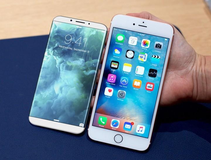 Krásný koncept iPhonu 8 ukazuje o kolik by mohl být menší s minimálními rámečky